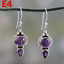 Women-Amethyst-Moonstone-Opal-Ruby-Topaz-Dangle-Drop-Earrings-Hook-Jewelry thumbnail 10