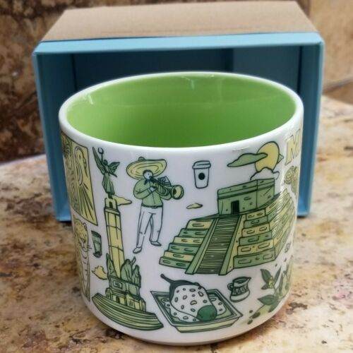 Mexico Starbucks Been There Series Mug BTS