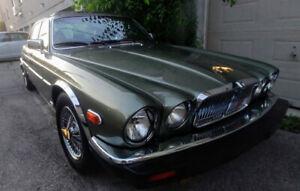 1988 Jaguar XJ12 vanden Plas Limited Edition