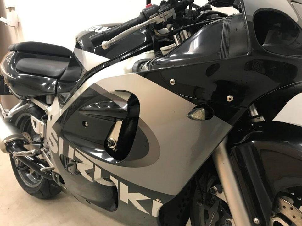 Suzuki, GSXR 600, 600