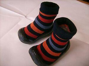 Antiscivolo-calze-pantofole-inverno-bambino-CHICCO-NR-21-nuove