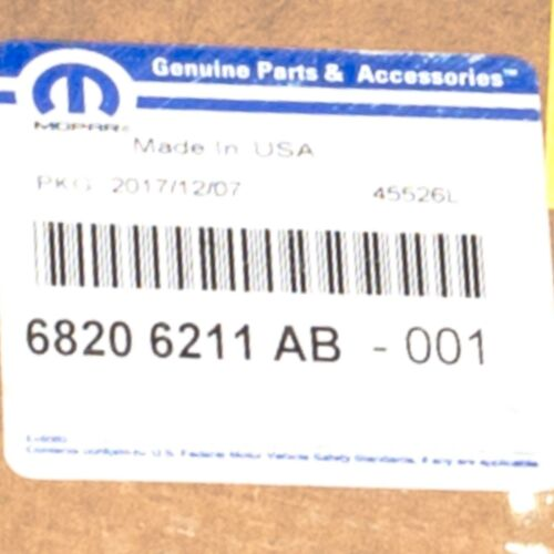 2014-2019 JEEP GRAND CHEROKEE 3.6 V6 2 PIECE REAR DRIVE SHAFT OEM NEW MOPAR