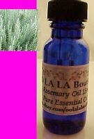 Pure Rosemary Essential Oil .5 Oz 15ml Wholesale