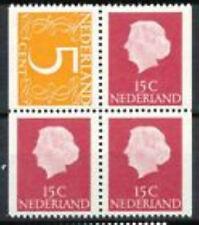 Nederland  combinatie  C61f  1x5 + 3x15ct  postfris/mnh