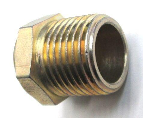 FL EM50-1//2/'/' Male Pipe .840/'/'-14 Threads Filter Muffler