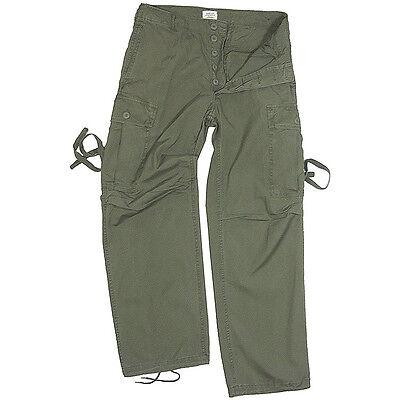 Aktiv Mil-tec Us Jungle Pants M64 Vietnam Hose Freizeithose Feldhose Outdoorhose S-xxl