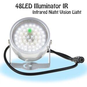 New-48-LED-Illuminator-IR-Infrared-Night-Vision-Light-for-Security-CCTV-Camera