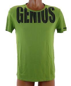 bruno-banani-Herren-T-Shirt-Genius-Groesse-M-Maenner-Waesche-Tee-Farbe-kiwi