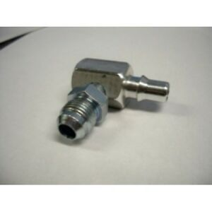 Details about PCM of NC GM Quick Connect Oil Fittings 0 375 OD Cooler Line  Male