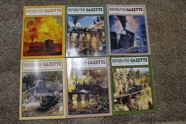 Narrow Gauge & Short Line Gazette
