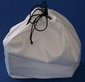 White Cotton Dust Bag for Handbag Purse Shoe bag Travel ...