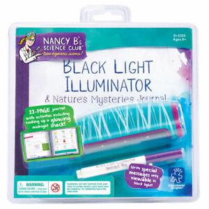Nancy-B-039-s-Schwarz-Licht-Beleuchtungseinrichtung-UV-Wissenschaft-Set