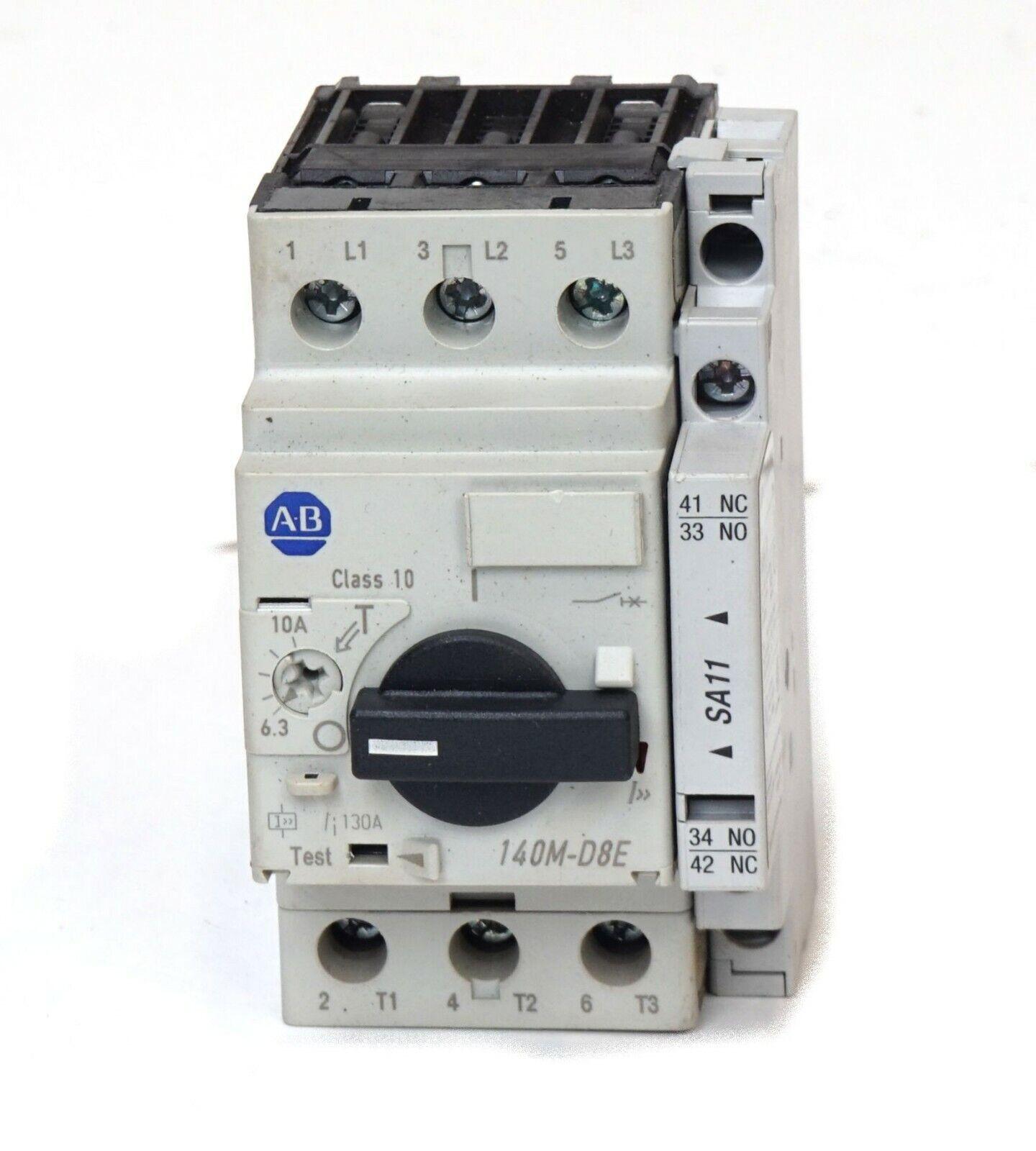 140M-D8E-C10 Circuit Breaker