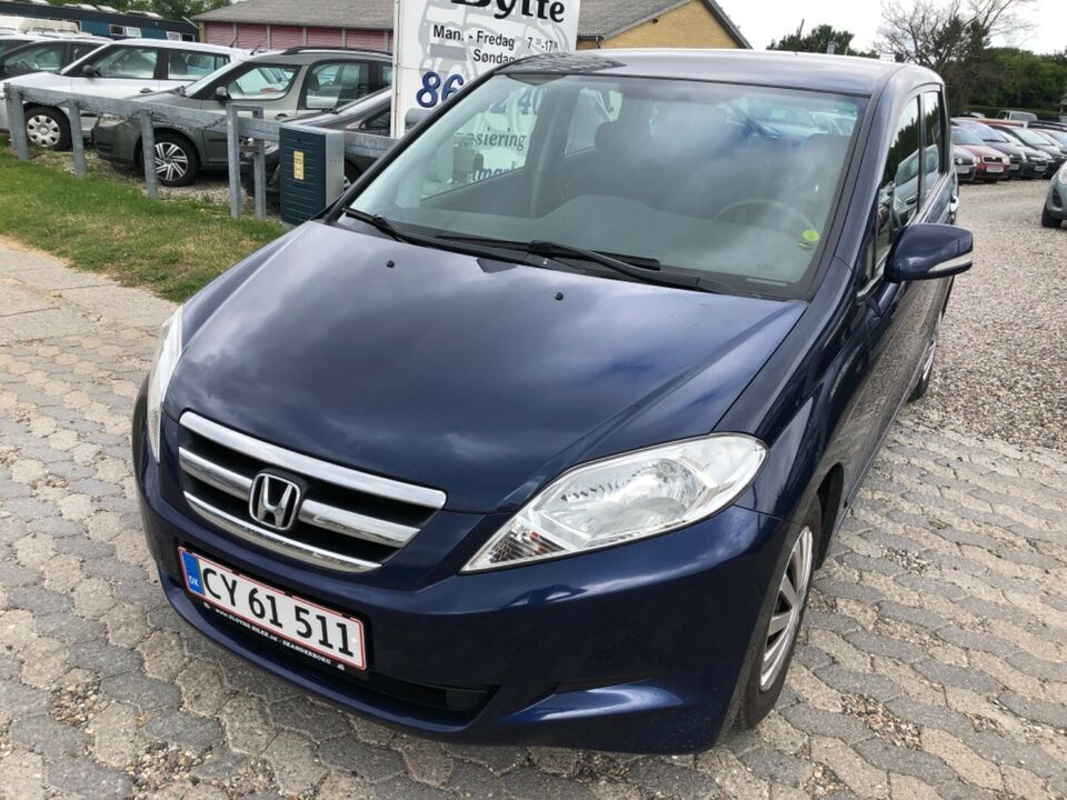 Honda FR-V 1,7 LX Benzin modelår 2006 km 232000