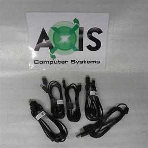LOTTO-di-5-X-USB-Cavo-Della-Stampante-Dell-1-8m-6ft-A-B-ad-alta-velocita-USB-2-0-di-piombo