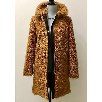 J.Crew Textured Teddy Coat NWT US Women's Size: XS, S, M, L, XL