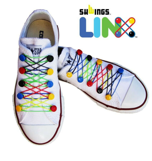 LINX Mixed Color posts for shoes official designer Shwings Shoe Accessory 1005