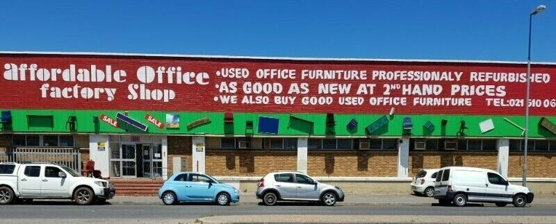 AFFORDABLE OFFICE IS OPEN! 30% REOPENING SALE, DESKS, CHAIRS FOR HOME OFFICE,FILING CABINETS ETC.
