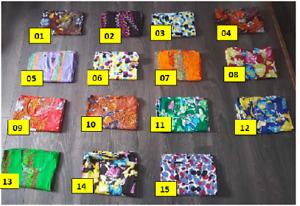 Abiti SOMALI baati-materiale di cotone si sente morbido sulla pelle-selezionare i colori