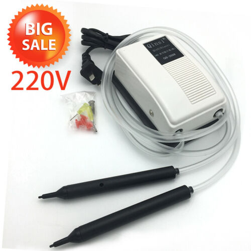 QS-2008 Pick and Place Vacuum Pen Suction Pen Tool For SMT SMD QS2008 AC220V