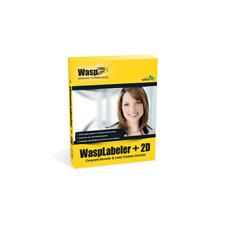 Wasp Labeler 2d 5 User Licenses