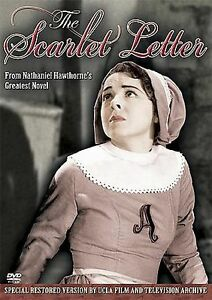 The Scarlet Letter Dvd 2004 C4 14381305920 Ebay