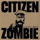 Pop Group Citizen Zombie CD 11 Track European Freaks R US 2015