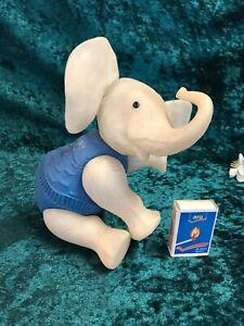 DDR-Puppe-Plaste-Spielzeug-Elefant-1663