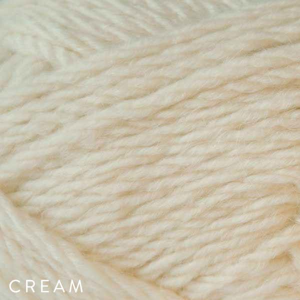 50g Balls - Patons Inca 14ply 70% Wool-Alpaca - Cream #7017 - $7.50 A Bargain