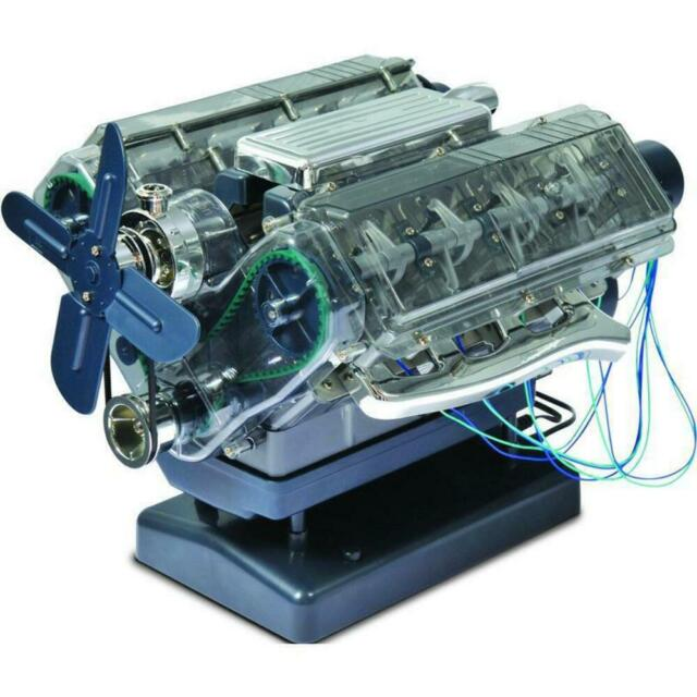 Haynes Machine Works V8 Engine Construction Kit Brand New