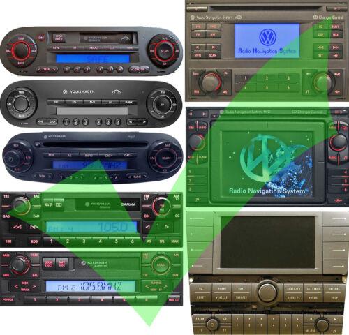 Bluetooth adaptador de audio skoda Symphony MFD DX 1 Fabia 6y Oktavia 1u superb 3u
