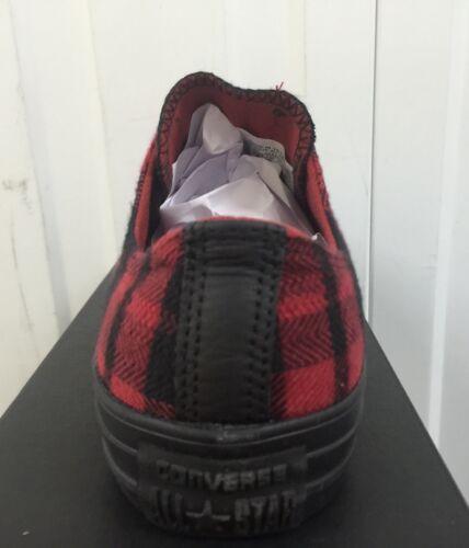 Cox Chilli Converse Baskets Noir 150808c Rouge Ox c3FJ1uTlK