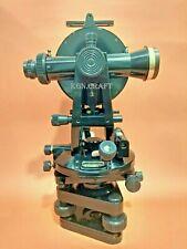 Theodolite 20second Surveying Vernier Transit Classic Theodolite For Traversing