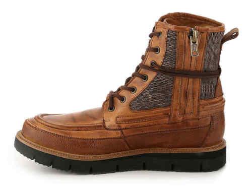 60/% OFF New Mens STEVE MADDEN Samms Boot Cognac  Retail $180