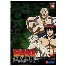 DVD Baki the Grappler: No Turning Back  v.10 - Artist Not Provided -