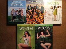 [ Weeds ] Season Saison 1  2 3 4 5  [13 DVD] Francais