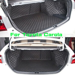 Cargo-Trunk-Boot-Liner-Carpet-Cover-Mat-For-Toyota-Carolla-2014-2016-Waterproof