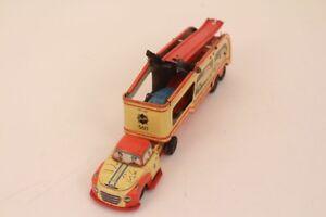 Gescha 560 Transporter Transport Automatic Truck Tin Car Tin Toy