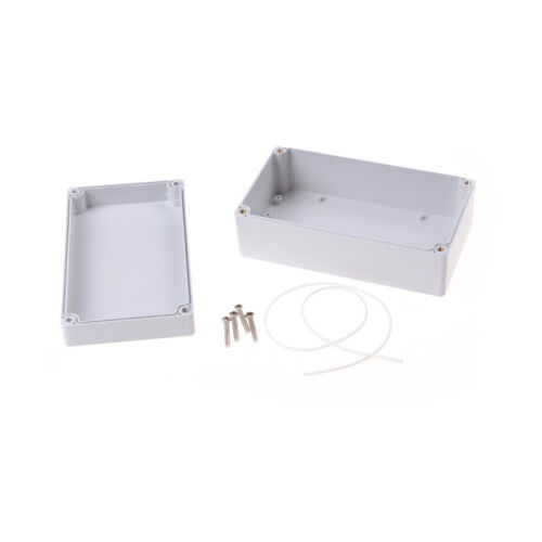 158x90x60mm Waterproof Plastic Electronic Project Box Enclosure Case HDOI
