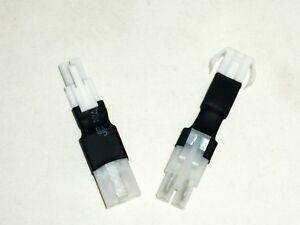 Adaptateur compact TAMIYA > Mini TAMIYA Male Femelle