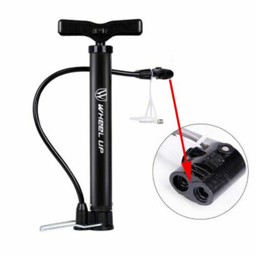 Universel Haute Pression Au sol Bicyclette Main Pompe Cycle Vélo Moto Pneu 1Pcs