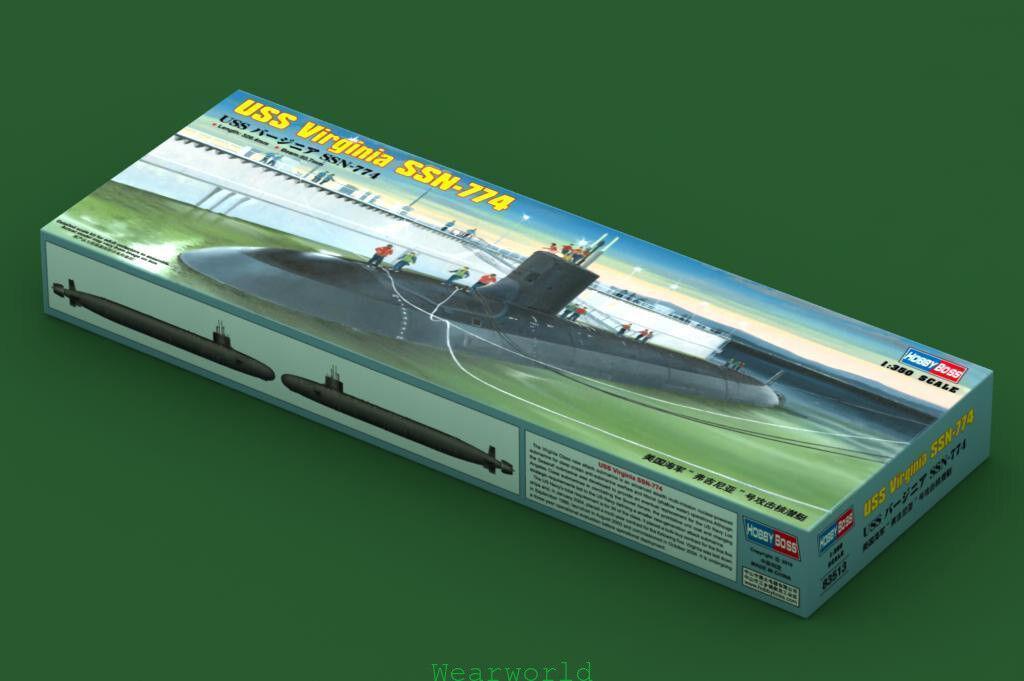 Farewell Gift Navy Retirement Virginia Class Submarine 3D Printed Model VA Class Submarine Model