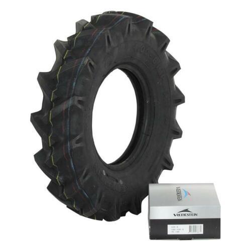 4.00-8 45A6//4PR Vredestein AS Reifen mit TR13 Luftschlauch für Traktor//Schlepper