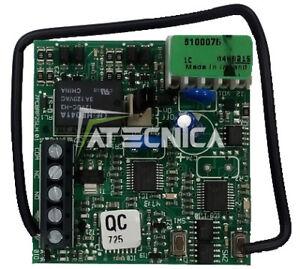 Ricevente-radio-ricevitore-innesto-2-canali-FAAC-GENIUS-868-JLC-6100075-in-5-pin
