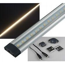 Unterbauleuchte CT-FL50, SMD LED, 50 cm, warmweiß LED Lichtleiste Unterbaulampe