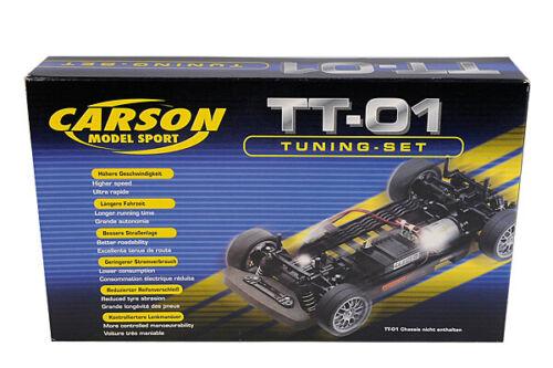 CARSON RC TT-01 Tuning Set C908123 1:10