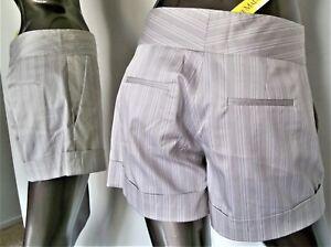 bianco Sz gessato Malandrino con 4 245 Msp Nwt catherine grigio polsini Pantalone Pantalone qxY8Rz0