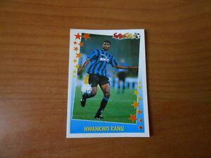 FIGURINA-SUPERCALCIO-ED-PANINI-1997-98-KANU-n-197