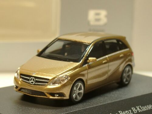 Herpa Mercedes clase B traficantes PC 1404-1:87 Golden W 246