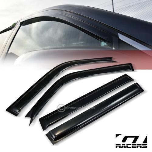 For 1996-2000 Toyota Rav4 4 Door Sun//Rain Guard Shade Deflector Window Visors 4P
